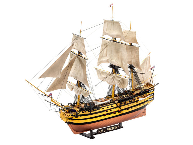 Revell H.M.S.Victory Scale Model