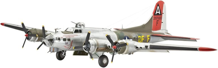 Revell of Germany B-17G Flying Fortress