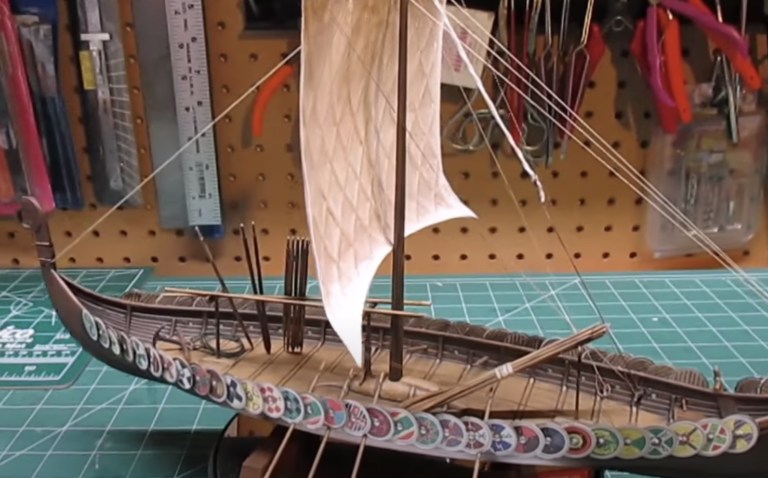 Revell of Germany Viking Ship