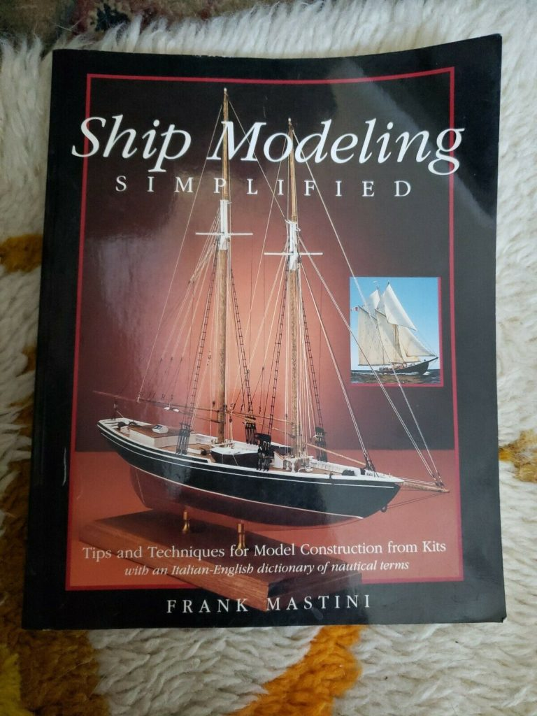 Ship Modeling Simplified Book