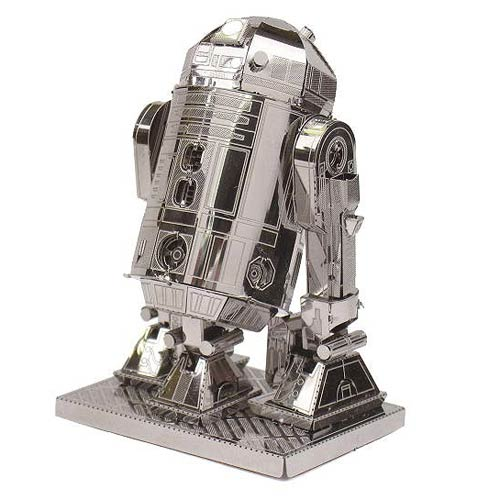 Star Wars R2-D2 Model Kit by Metal Earth Fascinations