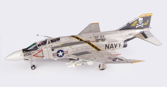 Tamiya F4J Phantom II Airplane Model Kit