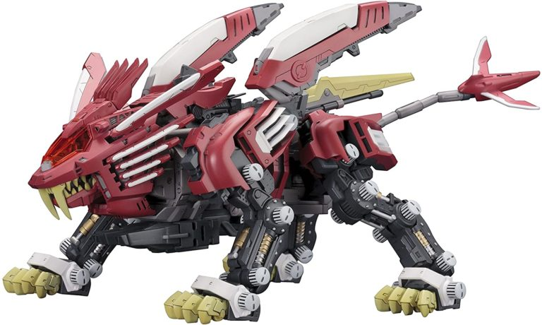 Zoids RZ-028 Blade Liger AB Leon Specification Renewal Ver.